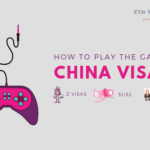 all about China visas